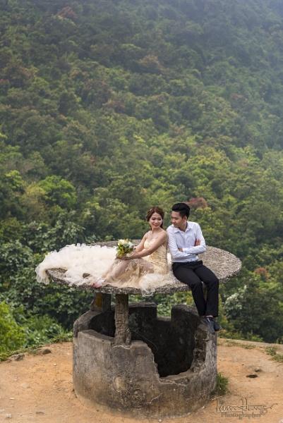 War and wedding by IainHamer