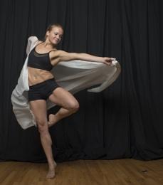 Leighann dancing