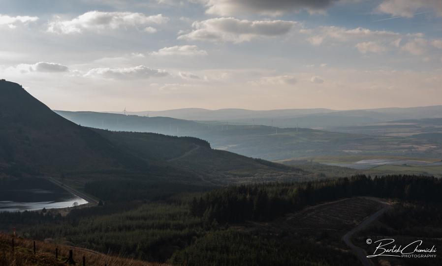 Rhigos Viewpoint, Wales