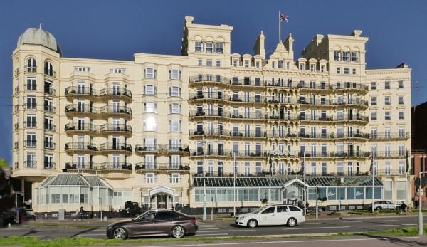 The Grand Hotel,  Brighton by sandwedge