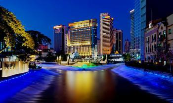 Kuala Lumpur founding spot