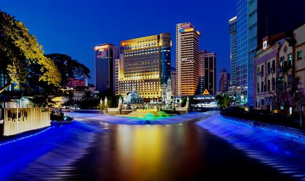 Kuala Lumpur founding spot by sawsengee
