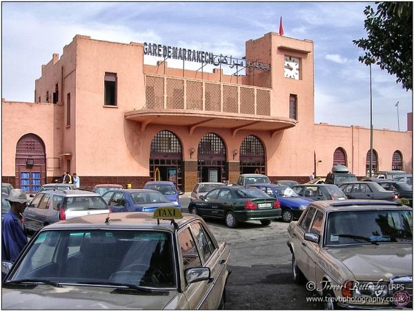 Gare de Marrakech by TrevBatWCC