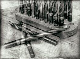 Photo : Drills