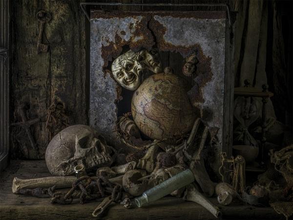 The Ash Can by GARYHICKIN