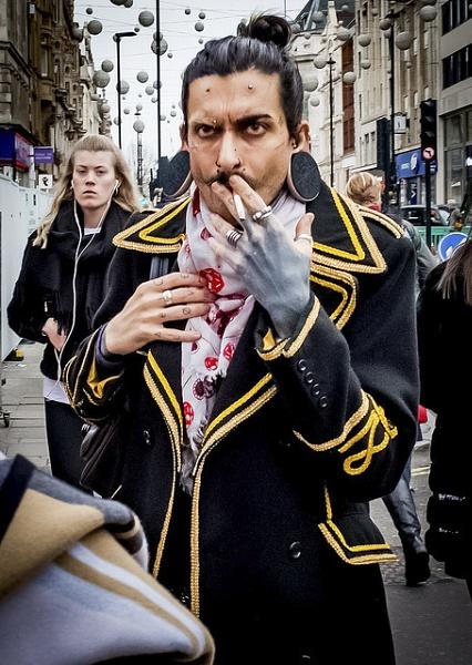 Zoro?  - Street Photo by petach