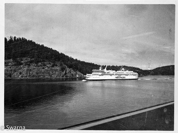 BC Ferries... by Swarnadip