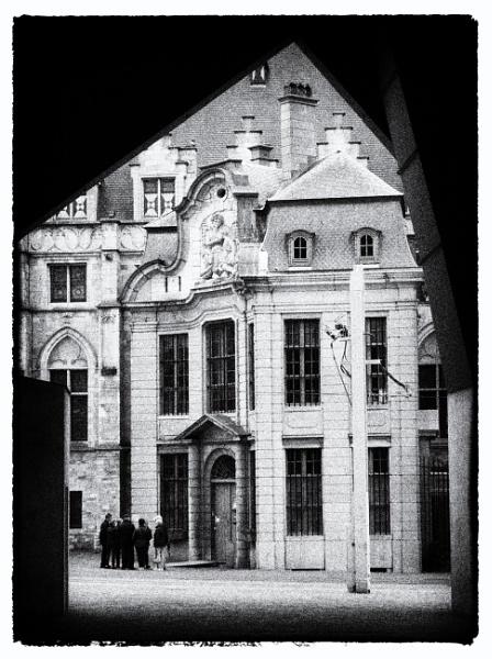 De Botermarkt (Ghent) by Philip_H