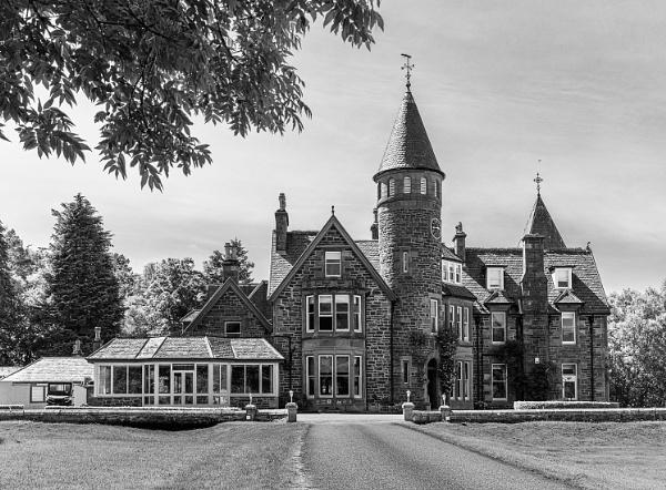 The Torridon Inn, Scotland by pdunstan_Greymoon