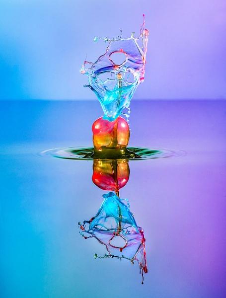Water Drop PhotoArt 2006102 by Deep_Bhatia
