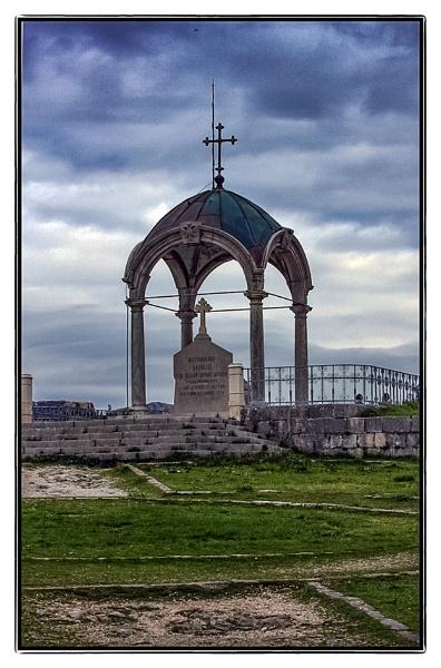 Orlov  krs , Cetinje by nklakor
