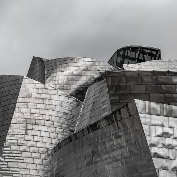 Guggenheim, Bilbao by LLCJ