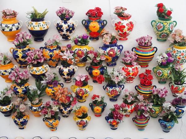 Ceramics, Spain by Maple62