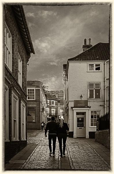 Lovers Lane by AlfieK