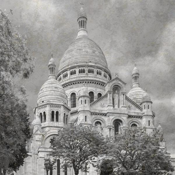 Sacre Coeur by suemart