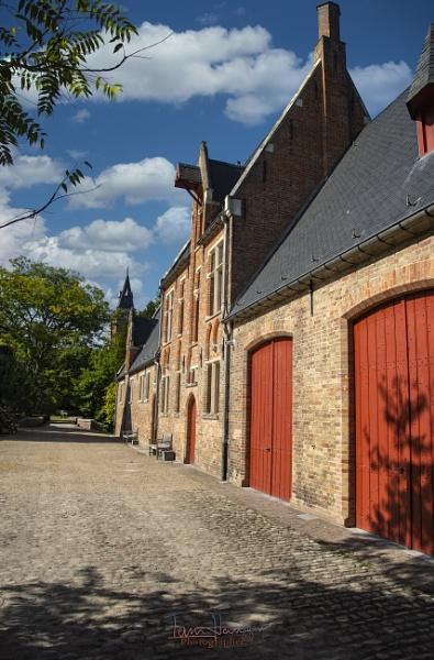 Castle Loppem  stables by IainHamer