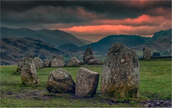 Castlerigg stones by dven