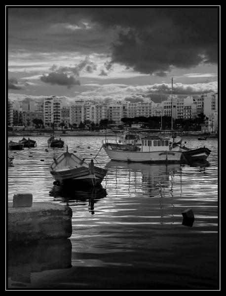 St Julan\'s Malta by Edcat55
