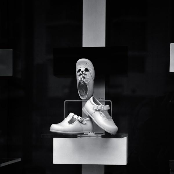 Screaming Shoe by Alfie_P