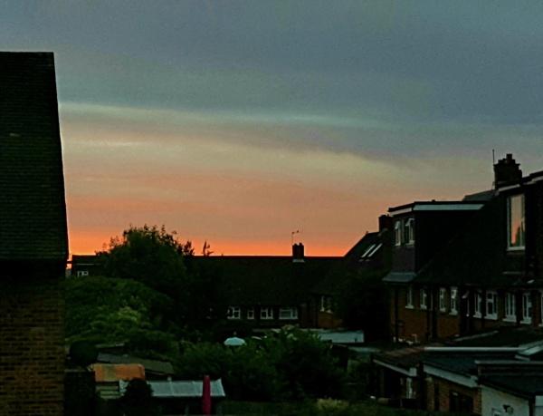 Summer Solstice Sunrise by nclark