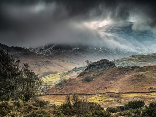 Lake District Near Blea Tarn by Pete2453