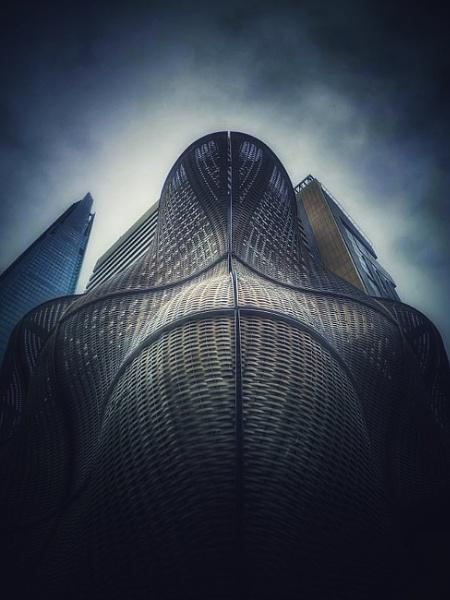 Cityscape by StevenBest