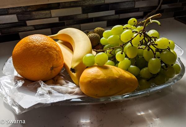 Fruits... by Swarnadip