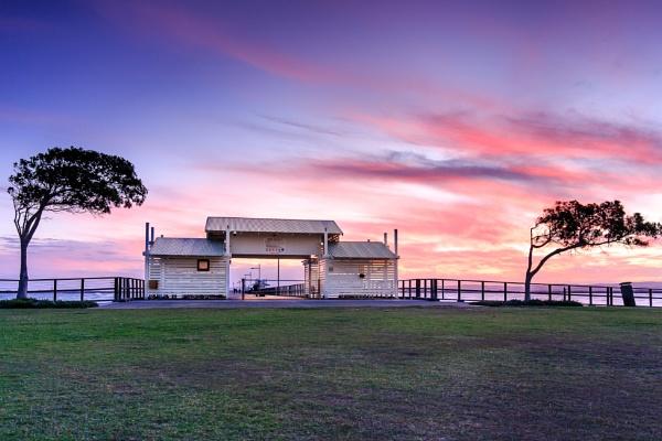 Jetty Sunset by david1810