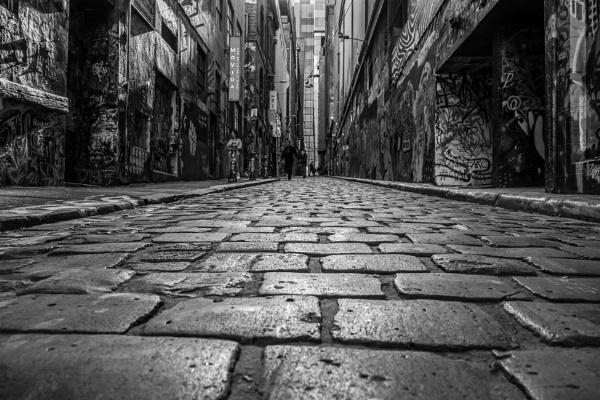 Ancient cobblestones by ColleenA