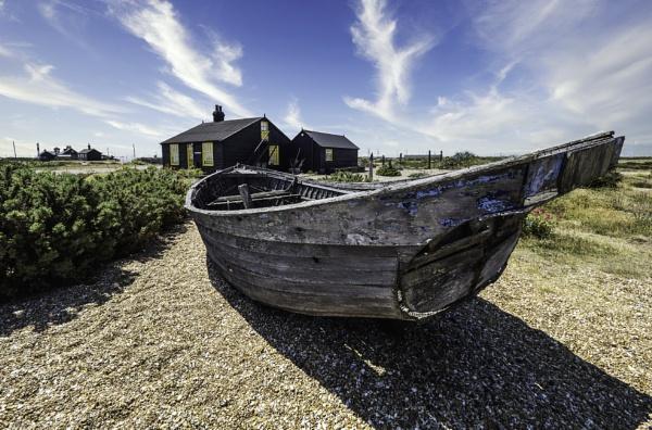 Derek Jarman\'s Cottage V2 by doverpic