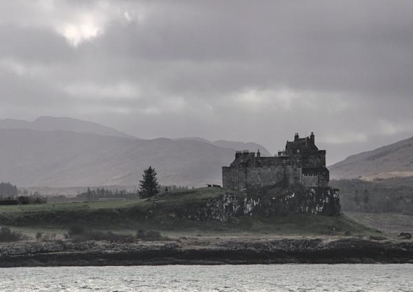 Castle Duart by jander01
