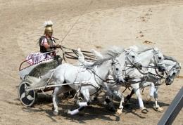 Racing chariot