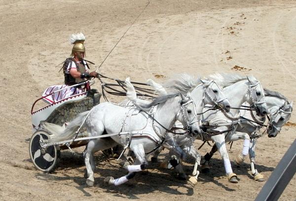 Racing chariot by BlueJonnyp