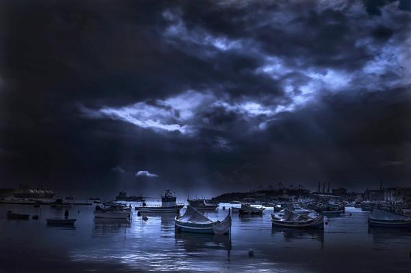 Moonlight Drama by Edcat55