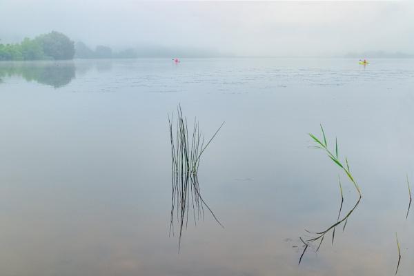 Morning Kayaking by TDP43