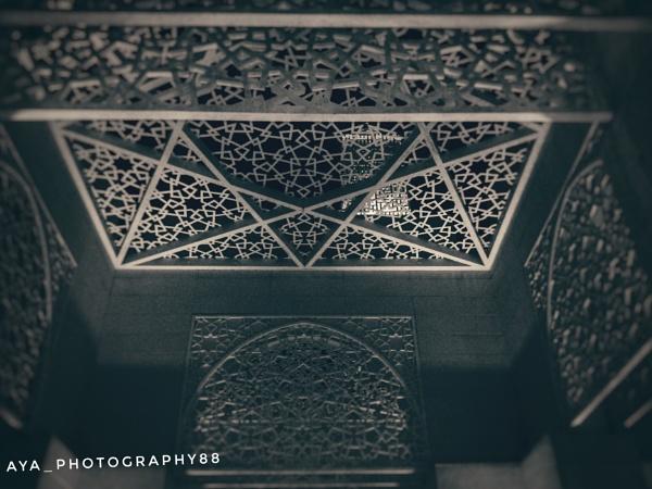 This Amna Bint Ahmed Alghuir mosque at alsafiya park in ajman by aya_photography88