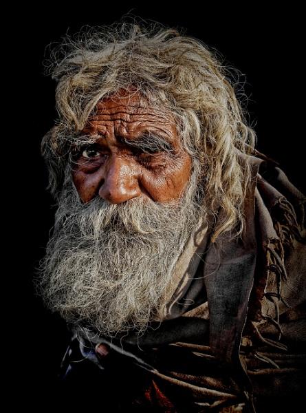 Pilgrim in Haridwar2 by sawsengee