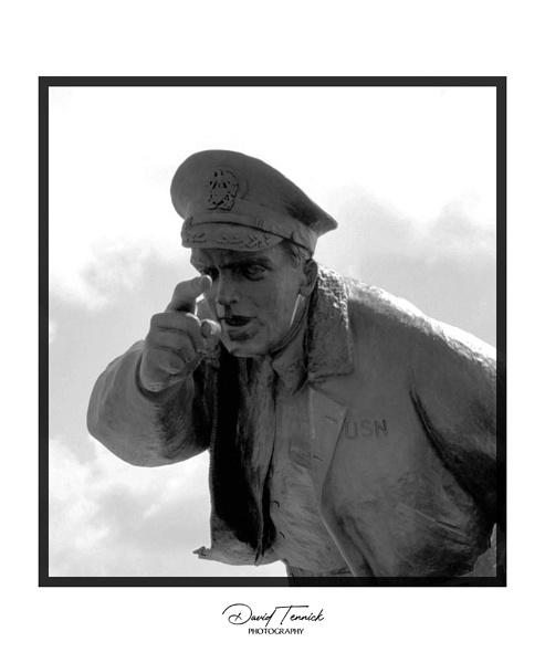 Omaha Beach Memorial by davten