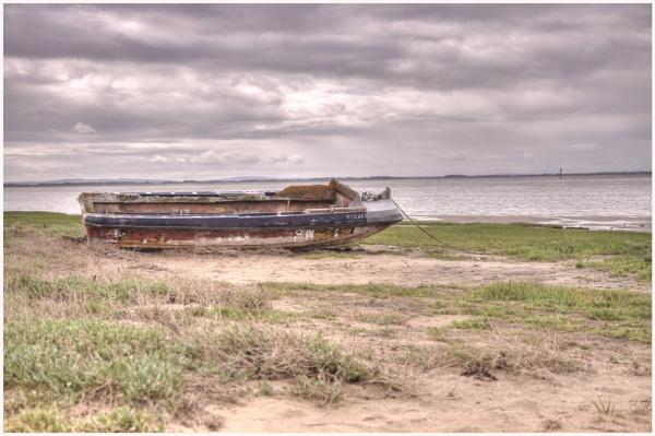 Boat at Lytham by bazza21