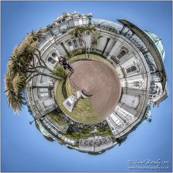 Torquay Pavilion by TrevBatWCC