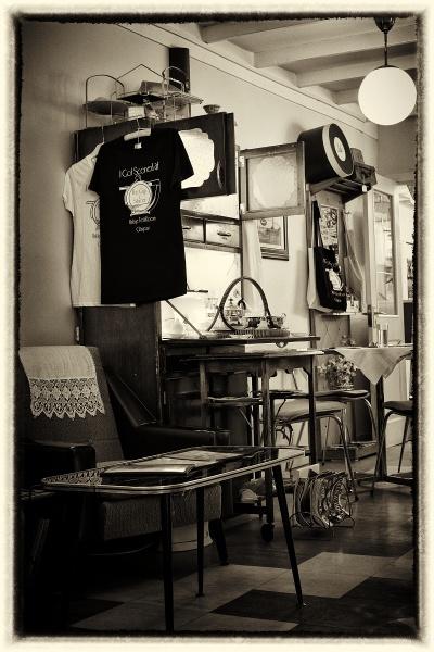 vintage tearoom by meyeview