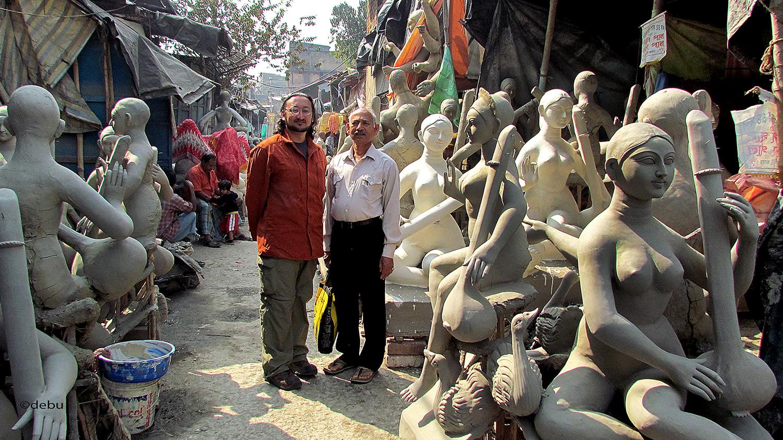 Kolkata # 11 Kumartuli- the Potter's town(Kolkata)