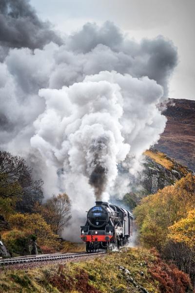 Steam Trains by Pete2453