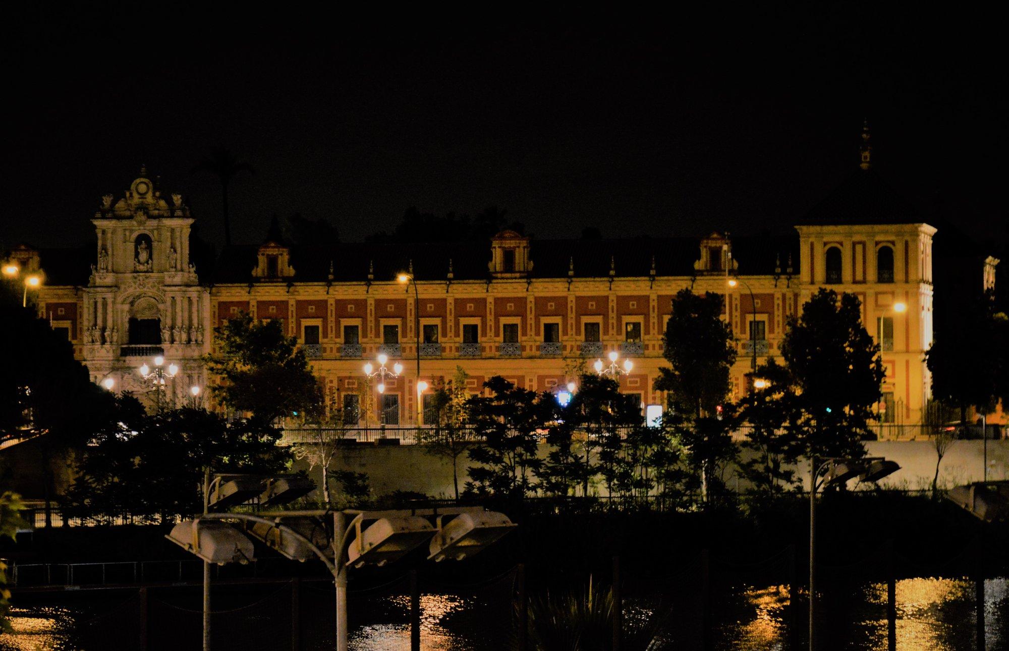 San Telmo, Palace.