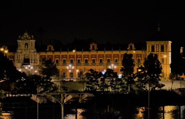 San Telmo, Palace. by maxiautos