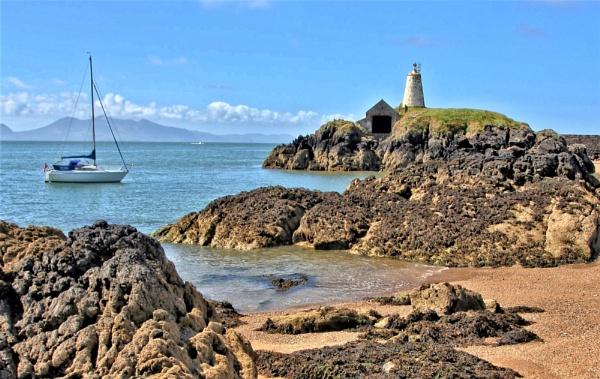 Llanddwyn island by pks