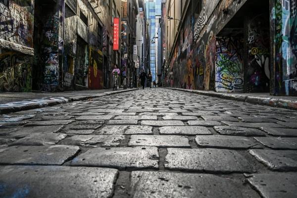 Hosier lane by ColleenA