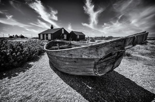 Derek Jarman\'s Prospect Cottage by doverpic