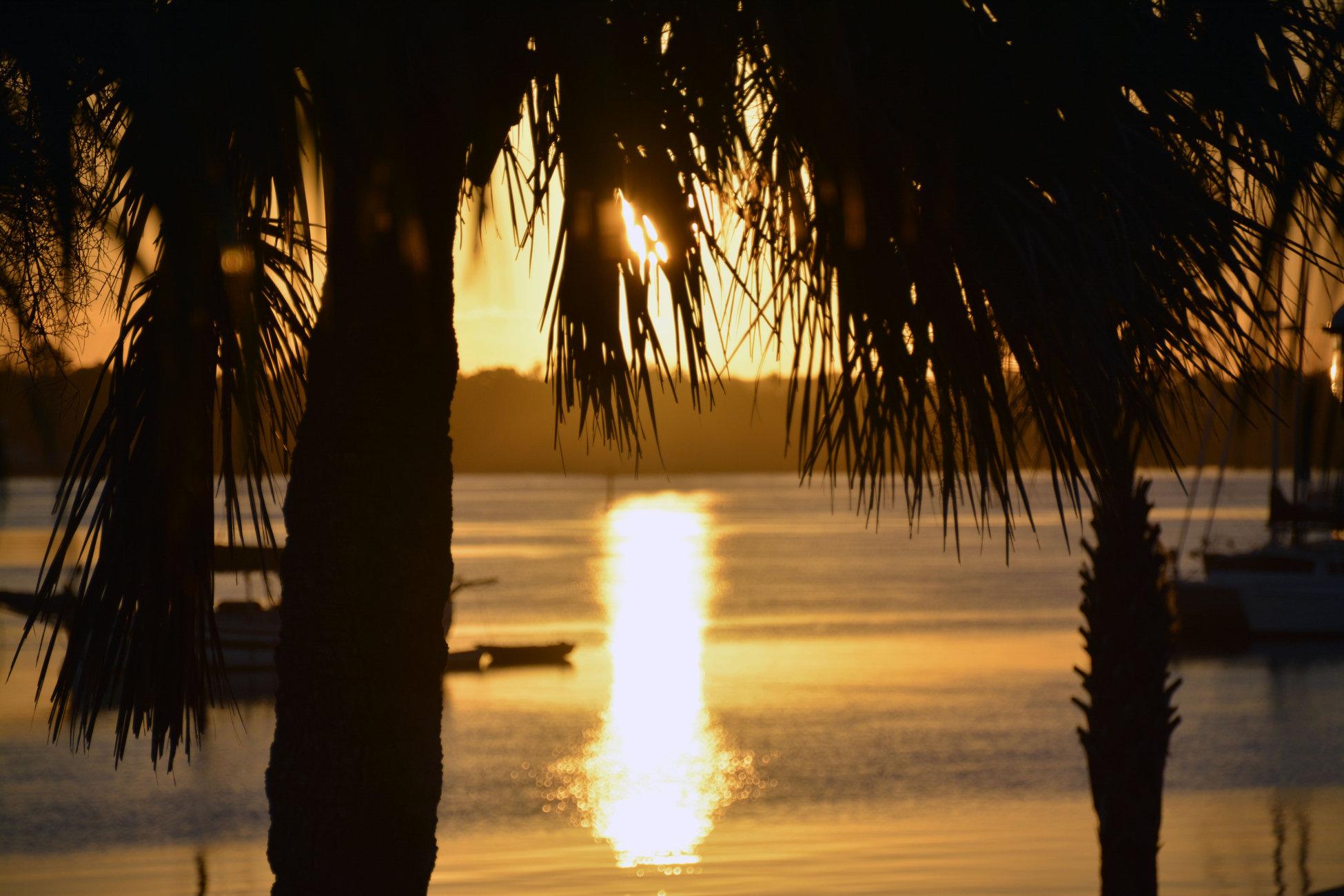 Sunrise in Augustine