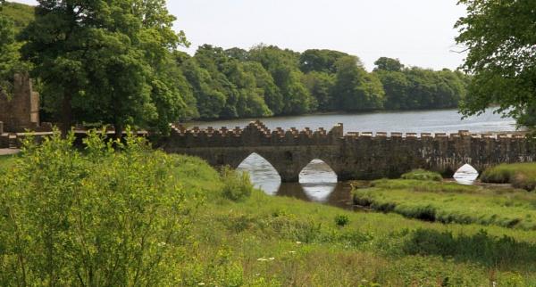 Rustic Bridge by mikekay